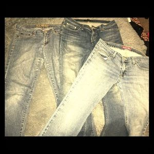 💕👖blue Jean bundle 🛍